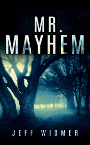 Mr Mayhem kindle cover