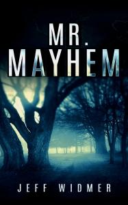 Mr Mayhem kindle cover
